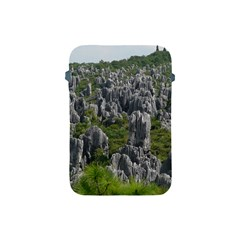 Stone Forest 1 Apple Ipad Mini Protective Soft Cases by trendistuff