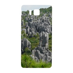 Stone Forest 1 Samsung Galaxy Alpha Hardshell Back Case by trendistuff