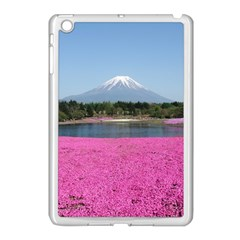 Shibazakura Apple Ipad Mini Case (white) by trendistuff