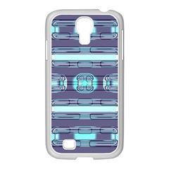 Modern Pattern Factory 01 Samsung Galaxy S4 I9500/ I9505 Case (white)