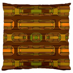 Modern Pattern Factory 01b Standard Flano Cushion Cases (two Sides)  by MoreColorsinLife