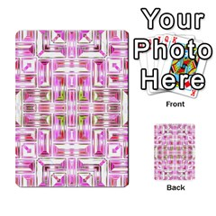 Modern Pattern Factory 01 Multi Purpose Cards (rectangle)  by MoreColorsinLife