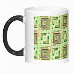 Modern Pattern Factory 04 Morph Mugs by MoreColorsinLife