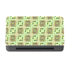Modern Pattern Factory 04 Memory Card Reader With Cf by MoreColorsinLife