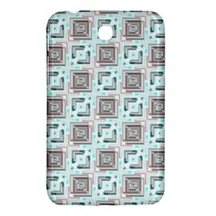 Modern Pattern Factory 04b Samsung Galaxy Tab 3 (7 ) P3200 Hardshell Case  by MoreColorsinLife