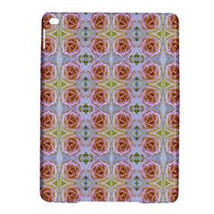 Pink Light Blue Pastel Flowers Ipad Air 2 Hardshell Cases by Costasonlineshop
