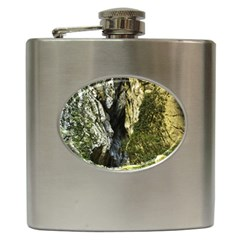 Mountain Path Hip Flask (6 Oz)