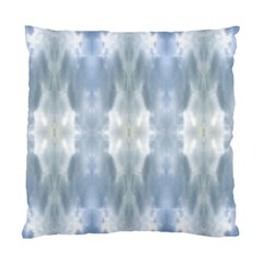 Ice Crystals Abstract Pattern Standard Cushion Cases (two Sides)  by Costasonlineshop