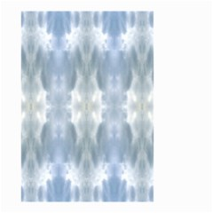 Ice Crystals Abstract Pattern Small Garden Flag (two Sides) by Costasonlineshop
