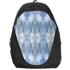 Ice Crystals Abstract Pattern Backpack Bag by Costasonlineshop