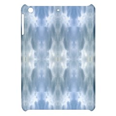 Ice Crystals Abstract Pattern Apple Ipad Mini Hardshell Case by Costasonlineshop