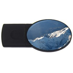 Mount Tapuaenuku Usb Flash Drive Oval (4 Gb)
