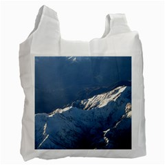 Mount Tapuaenuku Recycle Bag (two Side)  by trendistuff