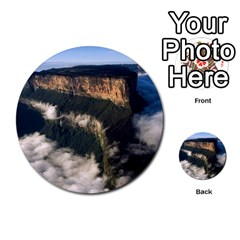Mount Roraima 2 Multi Purpose Cards (round)