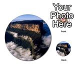 MOUNT RORAIMA 2 Multi-purpose Cards (Round)  Back 25
