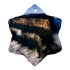 Mount Roraima 2 Ornament (snowflake)