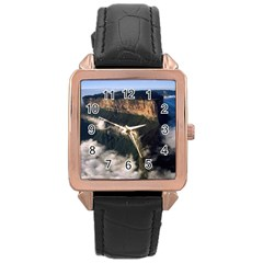 Mount Roraima 2 Rose Gold Watches by trendistuff