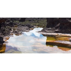 Mount Roraima 1 You Are Invited 3d Greeting Card (8x4)  by trendistuff