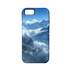Kangchenjunga Apple Iphone 5 Classic Hardshell Case (pc+silicone)