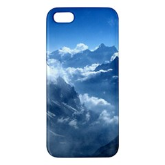 Kangchenjunga Apple Iphone 5 Premium Hardshell Case by trendistuff