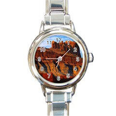 Grand Canyon 3 Round Italian Charm Watches by trendistuff