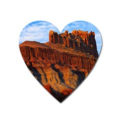 Grand Canyon 3 Heart Magnet by trendistuff