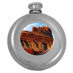 Grand Canyon 3 Round Hip Flask (5 Oz) by trendistuff