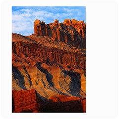 Grand Canyon 3 Small Garden Flag (two Sides) by trendistuff