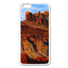 Grand Canyon 3 Apple Iphone 6 Plus/6s Plus Enamel White Case