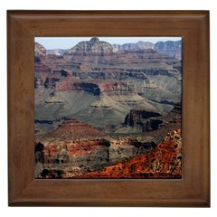 Grand Canyon 2 Framed Tiles by trendistuff