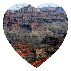 Grand Canyon 2 Jigsaw Puzzle (heart) by trendistuff