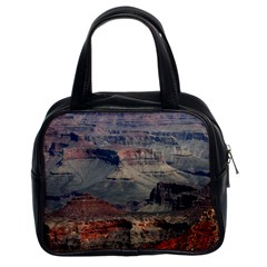 Grand Canyon 2 Classic Handbags (2 Sides) by trendistuff