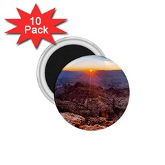 Grand Canyon 1 1 75  Magnets (10 Pack)  by trendistuff