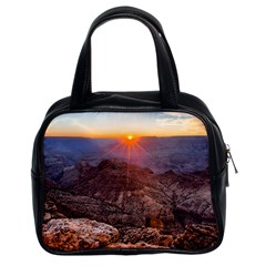 Grand Canyon 1 Classic Handbags (2 Sides) by trendistuff