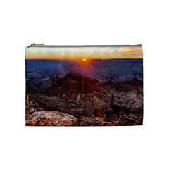 Grand Canyon 1 Cosmetic Bag (medium)  by trendistuff