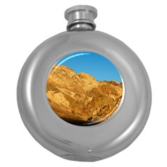 Death Valley Round Hip Flask (5 Oz) by trendistuff