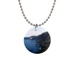 Croaghaun Cliffs Button Necklaces