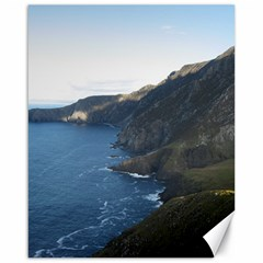 Croaghaun Cliffs Canvas 16  X 20   by trendistuff