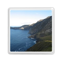 Croaghaun Cliffs Memory Card Reader (square)  by trendistuff