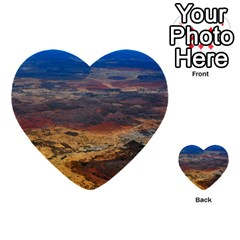 Chapada Diamantina 3 Multi Purpose Cards (heart)