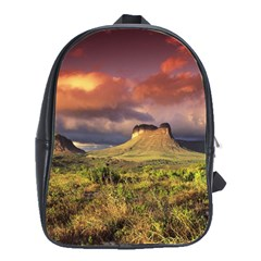 Chapada Diamantina 1 School Bags(large)  by trendistuff