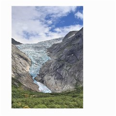 Briksdalsbreen Large Garden Flag (two Sides) by trendistuff