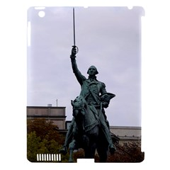 Washington Statue Apple Ipad 3/4 Hardshell Case (compatible With Smart Cover) by trendistuff