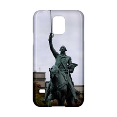 Washington Statue Samsung Galaxy S5 Hardshell Case  by trendistuff