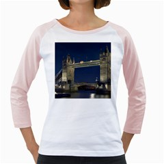 Tower Bridge Girly Raglans