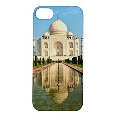 Taj Mahal Apple Iphone 5s Hardshell Case by trendistuff