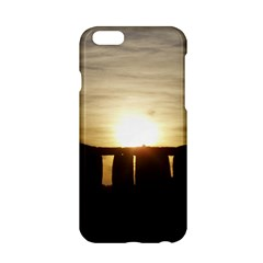 Sunset Stonehenge Apple Iphone 6/6s Hardshell Case by trendistuff