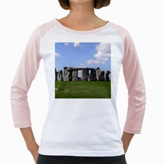 Stonehenge Girly Raglans by trendistuff