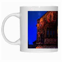 Stanford Chruch White Mugs by trendistuff