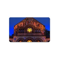 Stanford Chruch Magnet (name Card) by trendistuff